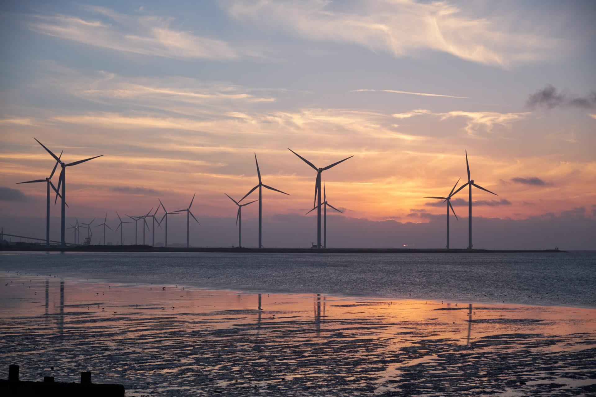 Ja til vindmøller til havs
